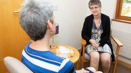 Dying Matters - Rennie Grove's nurses and family support team support patients and families to open