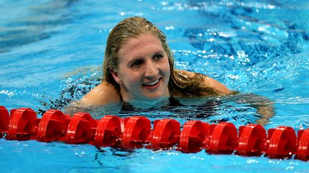Q5. At which Olympics did former British swimmer Rebecca Adlington win gold in the womens 400-metre