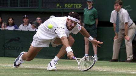 Q4. How many grand slams did former Australian tennis player Pat Rafter win in his career? Picture: