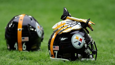 Q10. How many Super Bowls have the Pittsburgh Steelers won? Picture: SIMON COOPER/PA