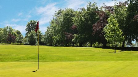 St Neots Golf Cub says 15 of its flags have been stolen