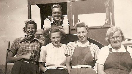 Farming was the main employment in St Neots in 1945