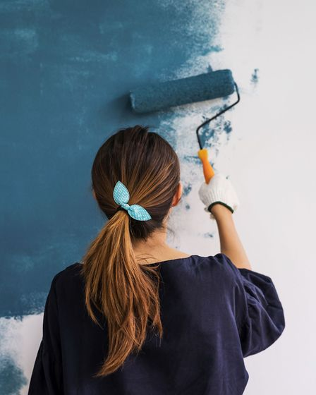 Chalk paint offers brilliant coverage with one or two coats. Picture: PA Photo/iStock