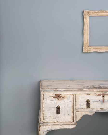 Wall paint in Ducky, Frenchchic; other items, stylist's own. Picture: PA Photo/Frenchchic