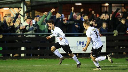 Royston Town have launched a crowdfunding campaign to raise vital funds (pic Kevin Richards)