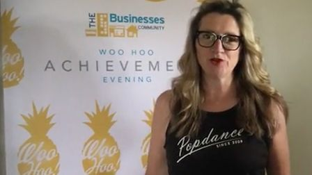Sue Wybrow from St Albans Business Community.