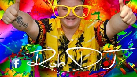 Rob Bradshaw (known as Rob DJ) from Don't Panic Promotions, has been holding the weekly sessions on