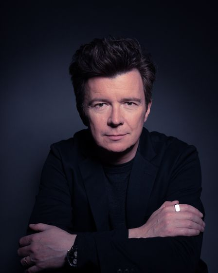 Rick Astley will now play Newmarket Nights at Newmarket Racecourses on June 25, 2021. Picture: Suppl
