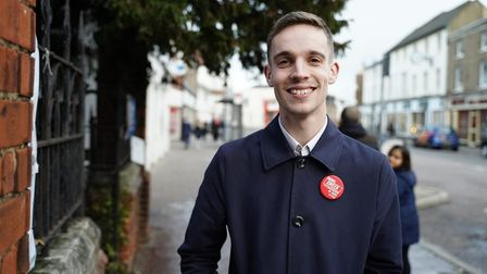 Huntingdon Labour Party chairman Samuel Sweek says Dominic Cummings should stand down.