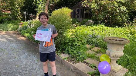 Jamie McVey ran 2.62 miles every day for 10 days raising money in support of Cancer Research UK.