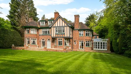Greenoaks, Temple Gardens, Moor Park is for sale at offers in excess of £6m. Picture: Savills
