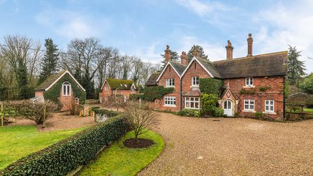 Thundridge House, Poles Lane, Thundridge has a guide price of £3.25m. Picture: Fine & Country