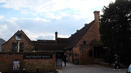 The Waterend Barn
