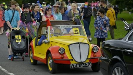 Huntingdon Carnival is cancellled this year