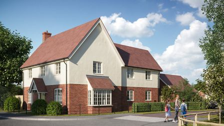 Sycamore View in Meldreth is a stunning new build housing development offering two, three and four b
