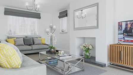 The new homes available at Sycamore View are truly beautiful and have been passionately built and de