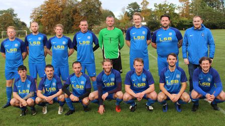AFC London Road will play in the Herts Ad Sunday League Premier Division next season. Picture: BRIAN
