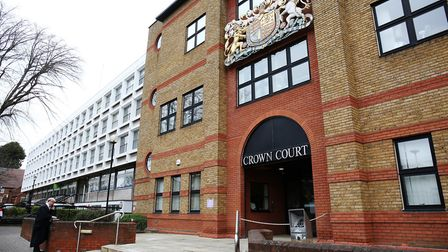 Jordan Levine appeared at St Albans Crown Court after pleading guilty to malicious communication, ha