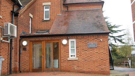 Homeless St Albans residents are initially accommodated in Hightown's shelter, Open Door, which has