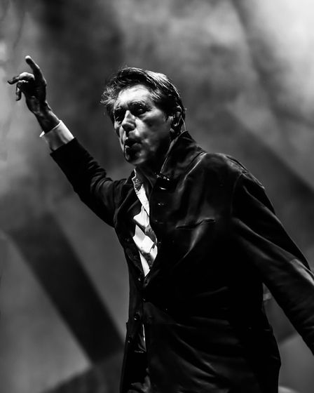 Bryan Ferry will now headline Newmarket Nights at Newmarket Racecourses next year instead of Friday,