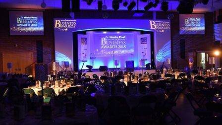 The Hunts Post Business Awards will be held in November at the Burgess Hall in St Ives