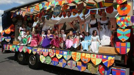 St Ives Carnival and Music Festival 2019 PICTURE: St Ives Carnival and M