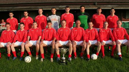 Colney Heath A won the Bingham Cox Cup in 2006. Picture: BRIAN HUBBALL