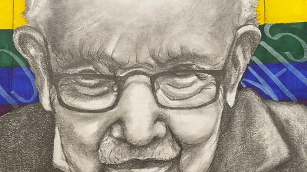 Ramsey students have submitted artwork to honour Captain Tom