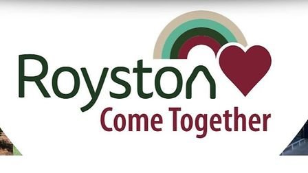 Royston Come Together is the new initiative by Royston First to help revive the town centre as the g