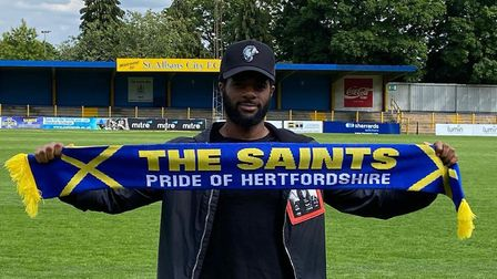 Former Maidenhead United man Kyran Wiltshire has joined St Albans City from National League South ri