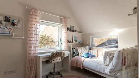Now the kids are getting older, you may find you need an added bedroom. Picture: Binney and Sims Des