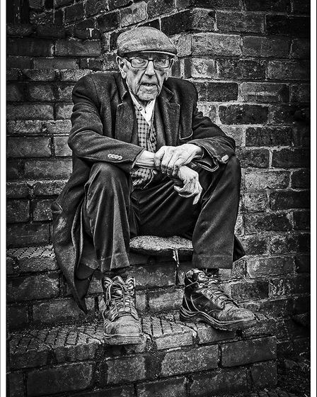 Harpenden Photographic Society's Photographer of the Year Paul Johnson: The Back Steps