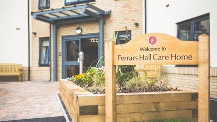 Ferrars Hall Care Home in Huntingdon is Covid free