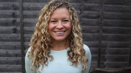 Louise Appel of Homebodies Health and Fitness. Picture: Louise Appel