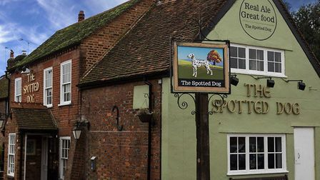 The Spotted Dog, High Street. Picture: Archant