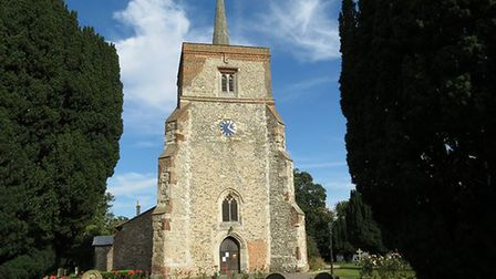 St Leonard's Church, Flamstead. Picture: Archant