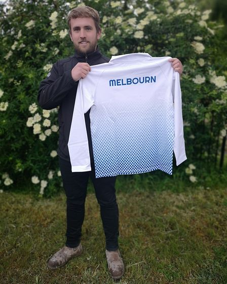 Chay Wilson has been appointed as the new Melbourn manager. Picture: MELBOURN FOOTBALL CLUB