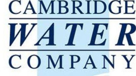 Cambridge Water Company is dealing with a burst water main which is affecting homes in the St Ives'