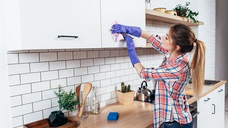 Our experts recommend using kitchen roll as an alternative to cloths. Picture: iStock/PA