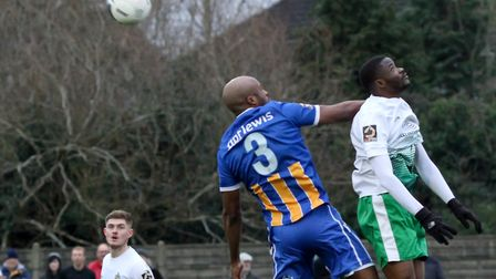 There will be no trip to Wealdstone next season for St Albans City after the north London side were