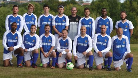 Royston Rangers Reserves will play in Division Four of the Herts Ad Sunday League for the 2020-2021