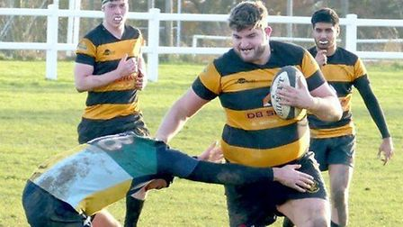 John Brain will be the playing captain at Letchworth Rugby Club for the 2020-2021 season. Picture: L