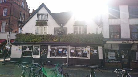 The Boot in St Albans. Picture: Anne Suslak