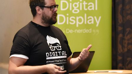 Jamie Brown, who also runs the Archant Digital Decoded sessions, will also be hosting the webinar.