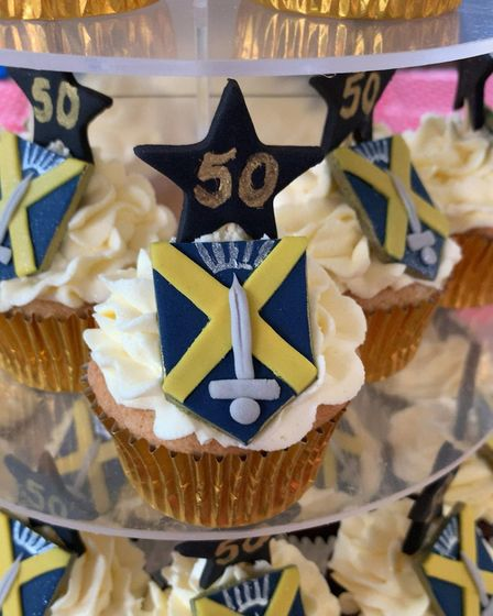 The Abbey Primary School in St Albans celebrated its 50th anniversary on its current site. Picture: