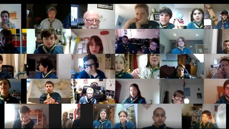 St Albans Scout groups had to cancel meetings for the first time in the organisations 110 year histo
