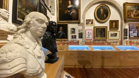 The Cromwell Museum in Huntingdon will reopen on July 11.