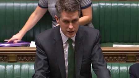 Schools and colleges to re-open in full from September, says Gavin Williamson.