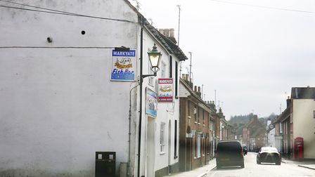 High Street, Markyate. Picture: DANNY LOO