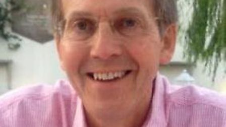 John Murray is the new president of Harpenden Village Rotary Club Picture: Courtesy of Harpenden Vil